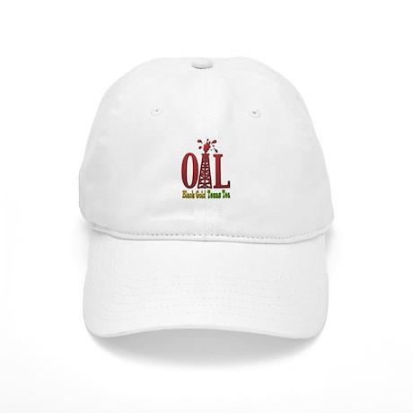 Oil, Black Gold, Texas Tea Cap
