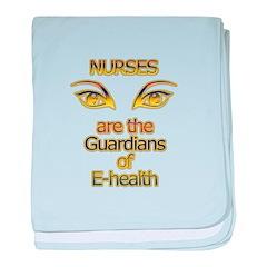 E-health baby blanket