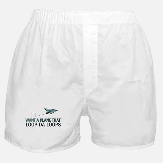 Loop-Da-Loops Boxer Shorts