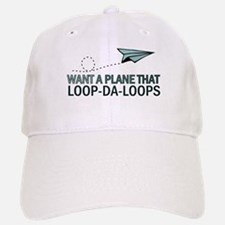 Loop-Da-Loops Baseball Baseball Cap