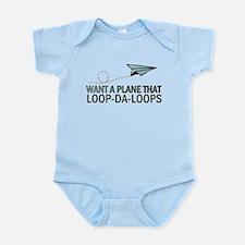 Loop-Da-Loops Infant Bodysuit