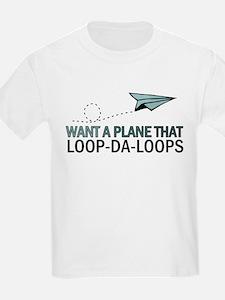 Loop-Da-Loops T-Shirt