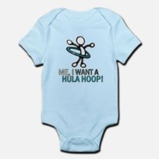 Hula Hoop Infant Bodysuit