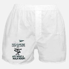 Christmas Don't Be Late Boxer Shorts