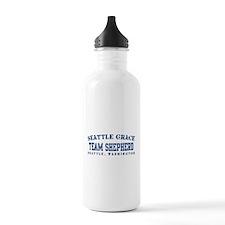 Team Shepherd - Seattle Grace Stainless Water Bott