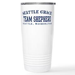 Team Shepherd - Seattle Grace Travel Mug
