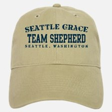 Team Shepherd - Seattle Grace Baseball Baseball Cap