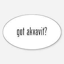 Got Akvavit Decal