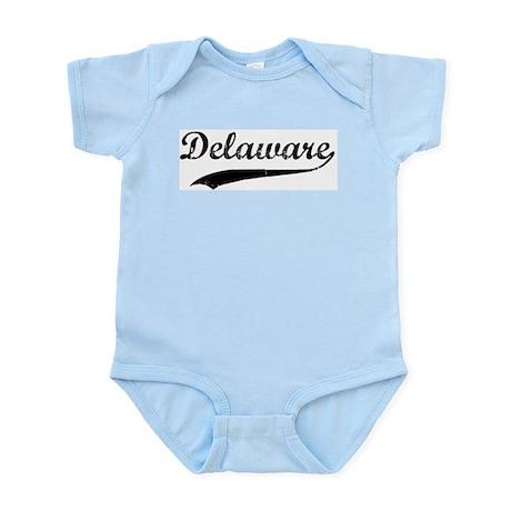 Vintage Delaware Infant Creeper