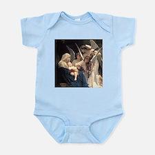 Cute Madonna Infant Bodysuit