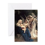 Angel Greeting Cards (10 Pack)