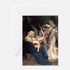 SongofAngelsBouguereau Greeting Cards