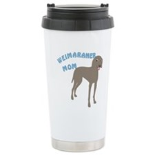 Weimaraner Mom Travel Mug