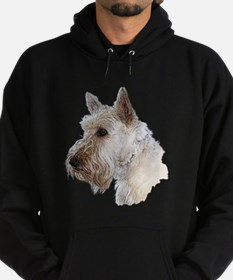 Scottish Terrier (Wheaten) Hoodie (dark)