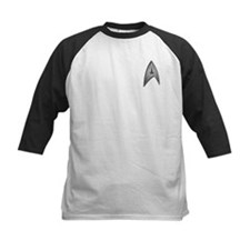 Star Trek Logo silver Tee