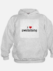 I * Swimming Hoodie