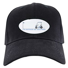 I rather be golfing Baseball Hat