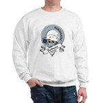 Bethune Clan Badge Sweatshirt