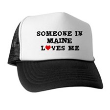Someone in Maine Trucker Hat