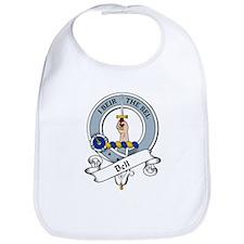 Bell Clan Badge Bib