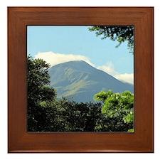 Views from Glen Nevis Framed Tile