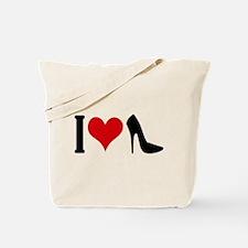 I love High Heels Tote Bag