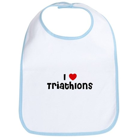 I * Triathlons Bib