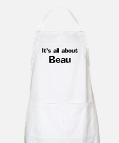 It's all about Beau BBQ Apron