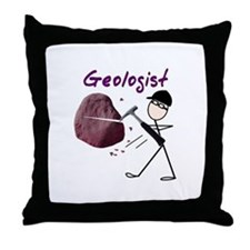 Professional Occupations Throw Pillow