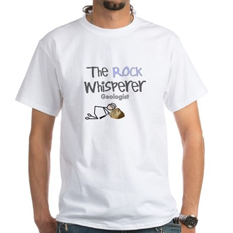 Professional Occupations White T-Shirt