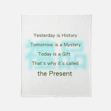 Gift Throw Blanket