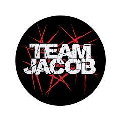 "Team Jacob 3.5"" Button"