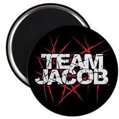 "Team Jacob 2.25"" Magnet (10 pack)"