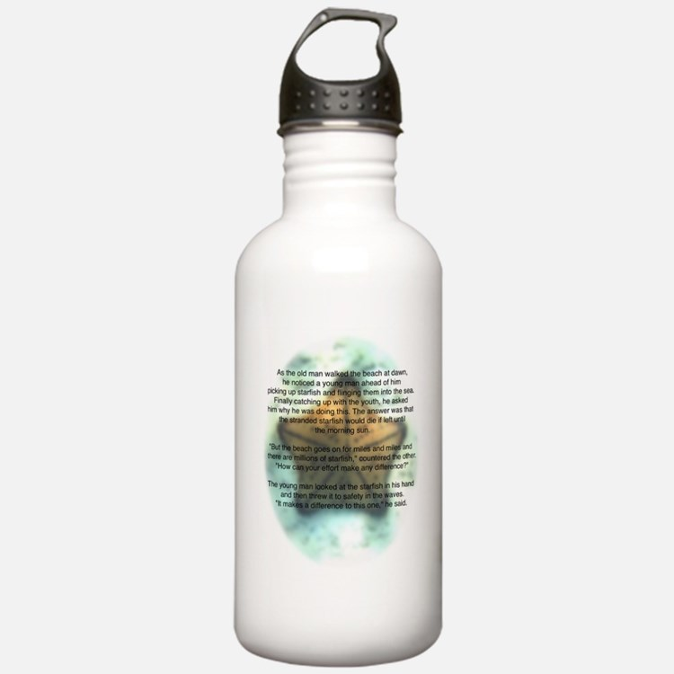 Starfish Wisdom Water Bottle