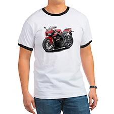 CBR 600 Red-Black Bike T