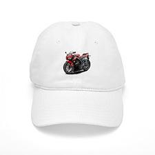 CBR 600 Red-Black Bike Baseball Cap