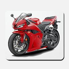 CBR 600 Red Bike Mousepad