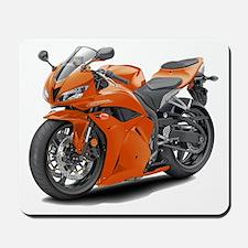 CBR 600 Orange Bike Mousepad