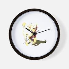 Fetch! Wall Clock