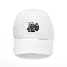 CBR 600 Grey Bike Baseball Cap