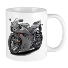 CBR 600 Grey Bike Mug