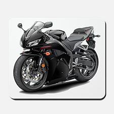 CBR 600 Black Bike Mousepad