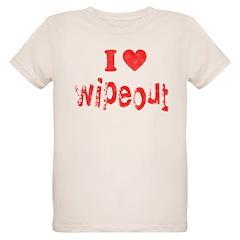 I Love Wipeout T-Shirt