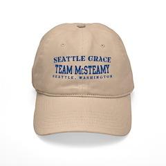 Team McSteamy - Seattle Grace Baseball Cap