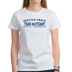 Team McSteamy - Seattle Grace Tee