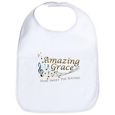Amazing Grace Bib