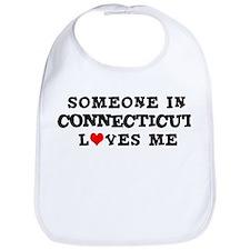 Someone in Connecticut Bib