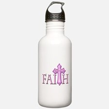 Woman of Faith Water Bottle