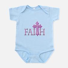 Woman of Faith Infant Bodysuit