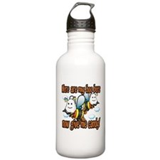 Here are my Boo Bees Water Bottle